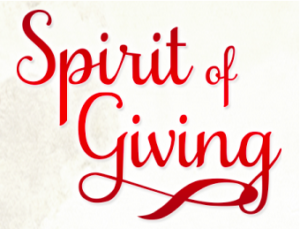 Live the Spirit of Giving