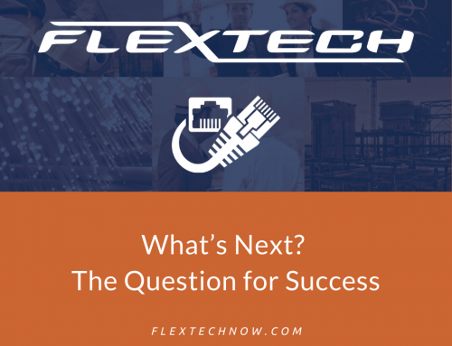 What's Next? The Question for Success