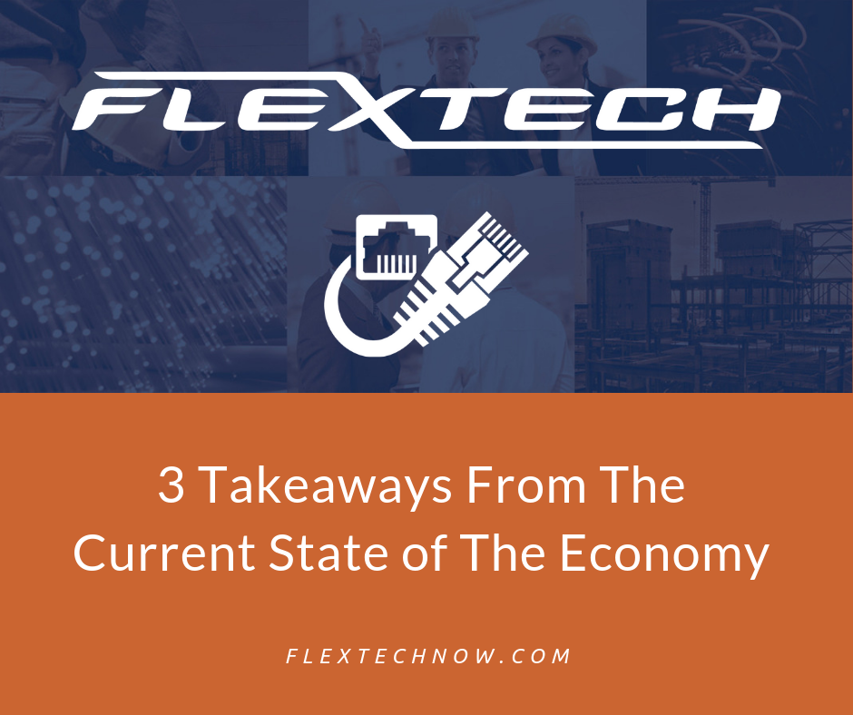 3 Takeaways from the current state of the economy