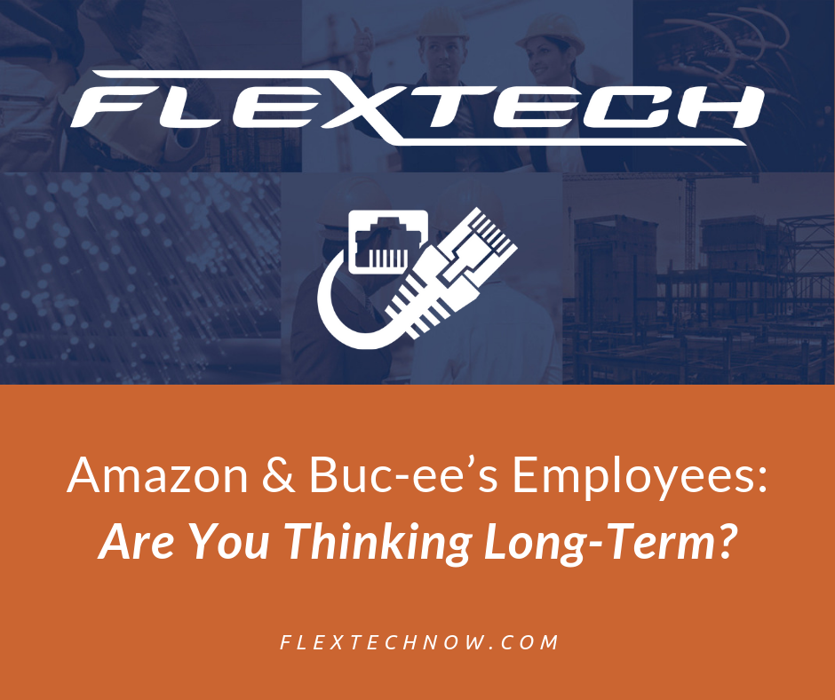 Amazon & Buc-ee's Employees: Are You Thinking Long-Term?